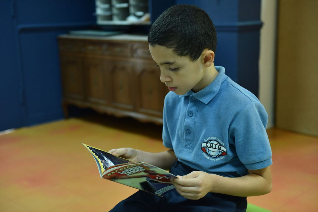 Cycle 3 Student Reading