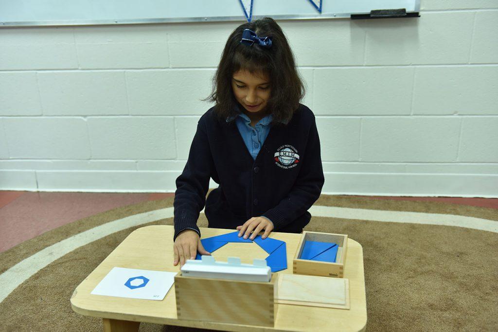 Montessori Work Period